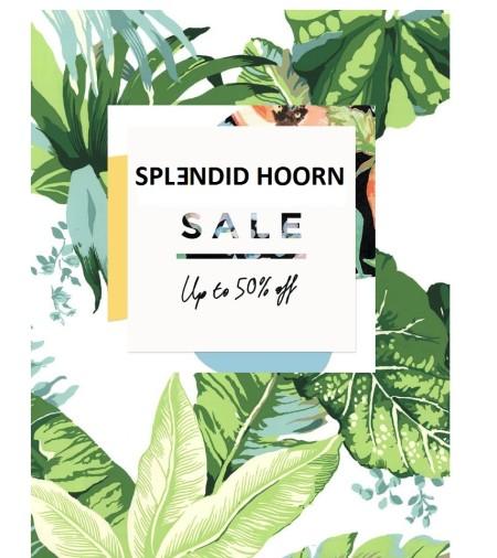 Splendid sale